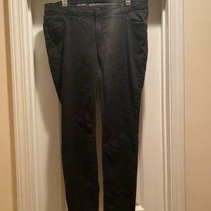 Old Navy | Black Super Skinny Jeans